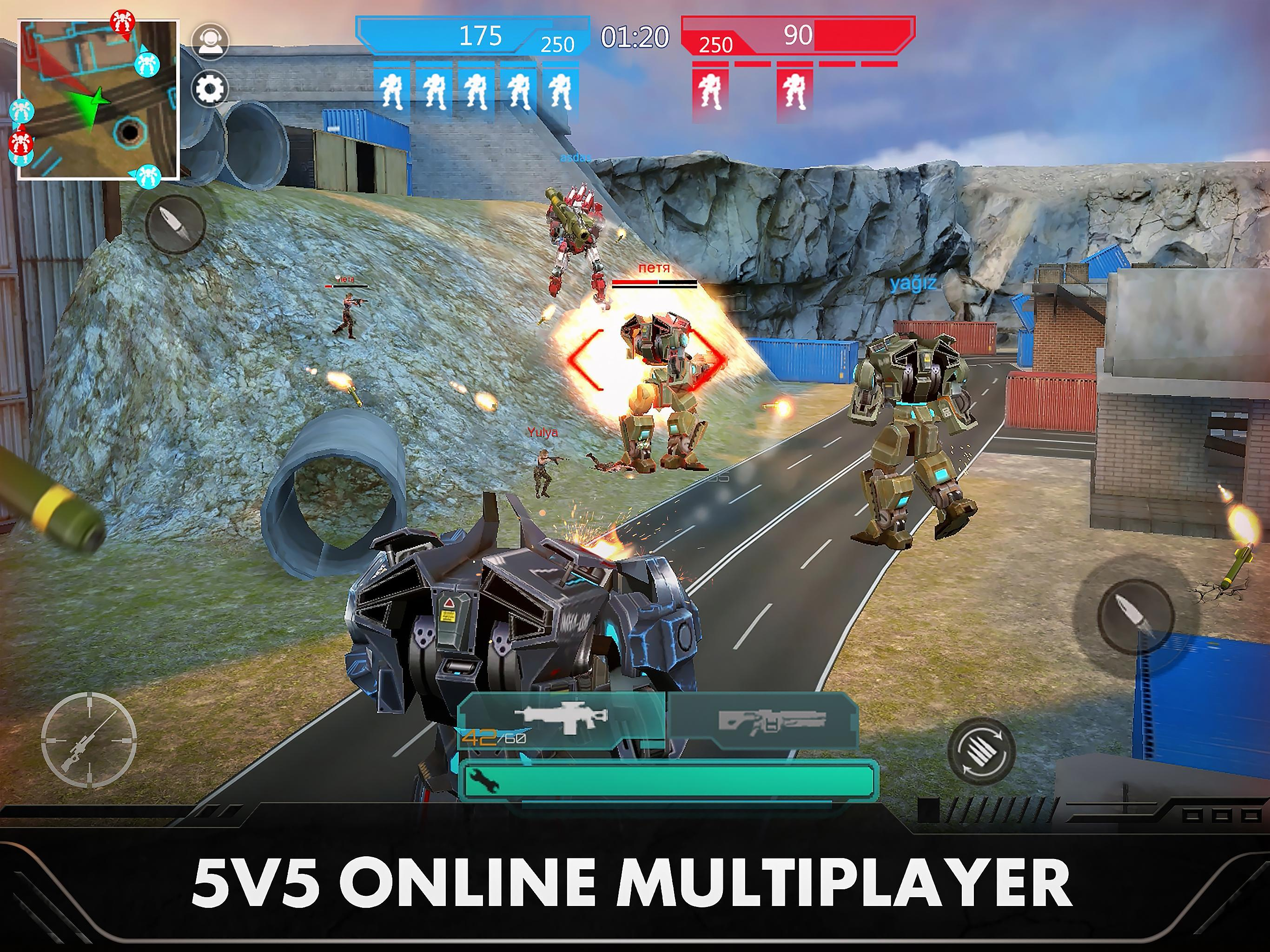 Last Battleground: Mech for Android - APK Download
