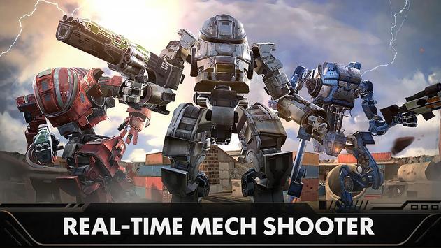 Last Battleground: Mech poster