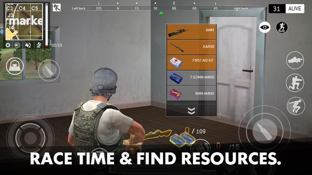 Last Battleground: Survival imagem de tela 1
