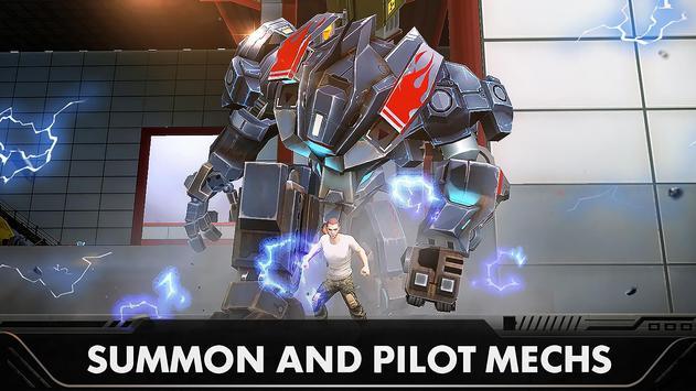 Last Battleground: Mech screenshot 2