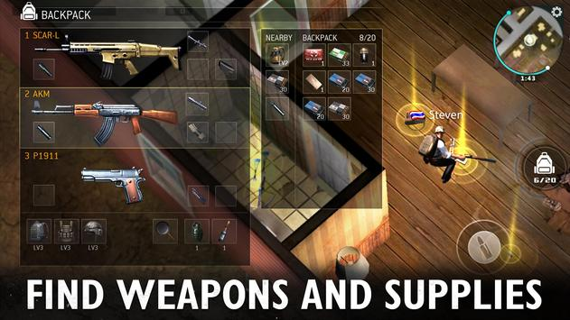 Last Fire Survival: Battleground screenshot 1