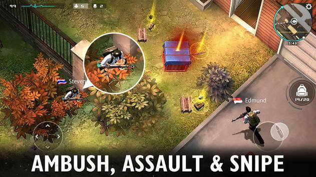 Last Fire Survival: Battleground screenshot 2