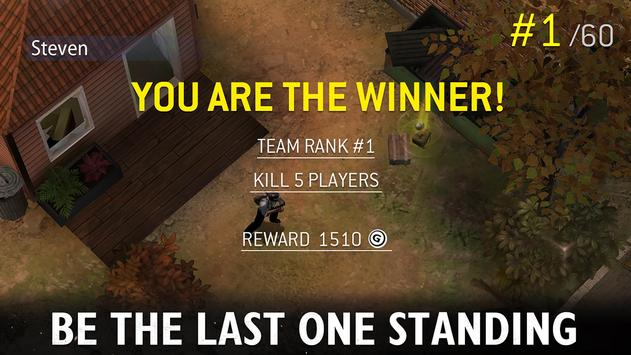 Last Fire Survival: Battleground screenshot 3