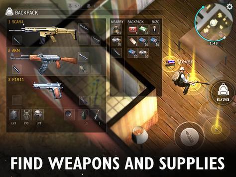 Last Fire Survival: Battleground screenshot 5
