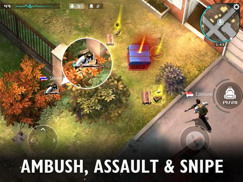 Last Fire Survival: Battleground screenshot 6