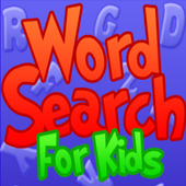 Word Search For Kids Free icon