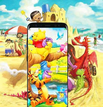 Screen Lock The Pooh For Fans poster