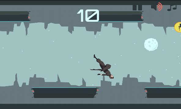 Gravity Ninja apk screenshot