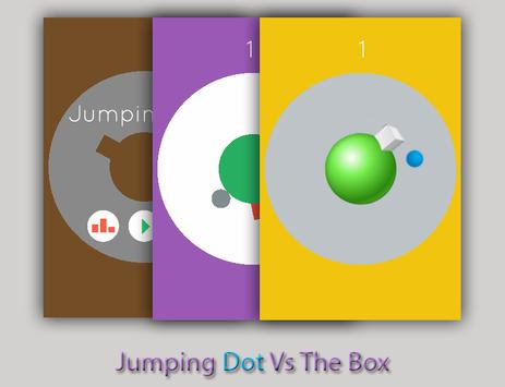 Tap To Jump (The Dot) poster