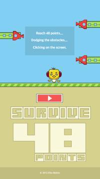 Survive 48 Points poster