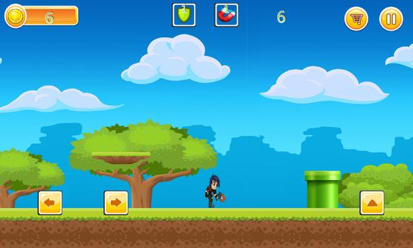 Bajoterra Eli Shane slug screenshot 2
