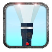 flash torch flashlight -LED Flashlight for android icon