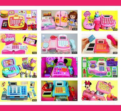 Cashier Toys Kids poster