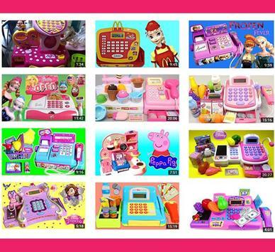 Cashier Toys Kids apk screenshot