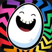 Egg Zag: Endless Arcade Roller icon
