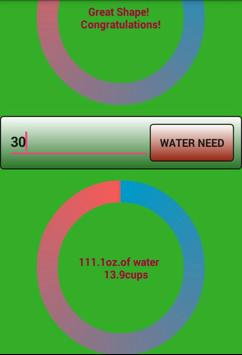 weight & water watchers screenshot 2