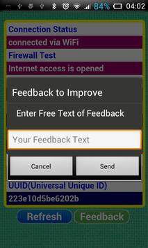 Availability screenshot 1