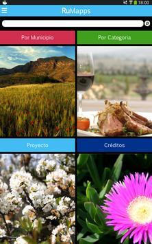 RuMapps, Rural Murcia Apps captura de pantalla 4