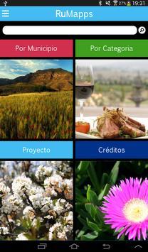 RuMapps, Rural Murcia Apps captura de pantalla 8