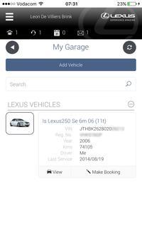My Lexus apk screenshot