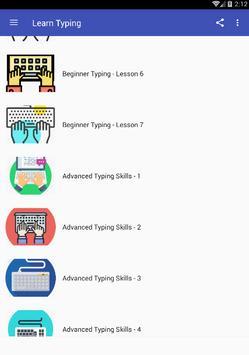 Learn Typing screenshot 3