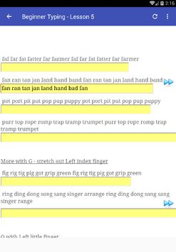 Learn Typing screenshot 2
