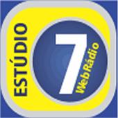 Estúdio7WebRádio icon