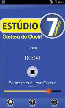 Estúdio7WebRádio poster