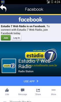 Estúdio7WebRádio apk screenshot