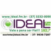 Radio ideal fm 98.7 icon