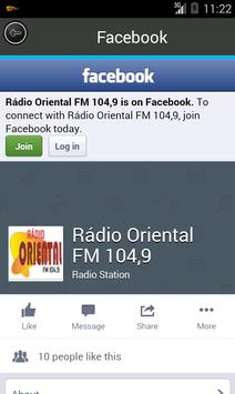 Oriental FM screenshot 1