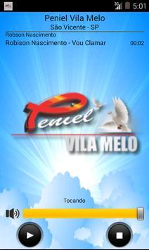 Peniel Vila Melo poster