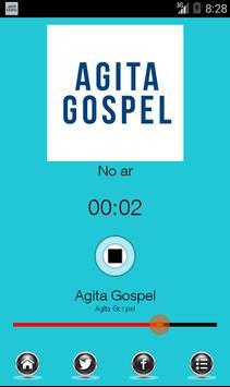 Radio Agita Gospel poster