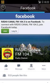 RÁDIO CANAL FM OLINDA screenshot 1