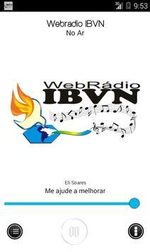 Webradio IBVN poster