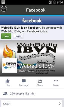 Webradio IBVN screenshot 1