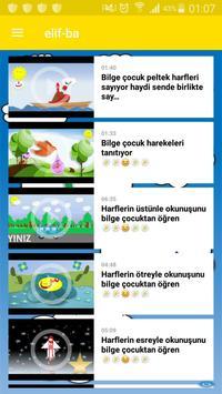 Elif Bâ Çocuk screenshot 1