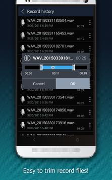 Sound Recorder screenshot 10