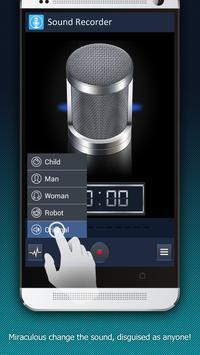 Sound Recorder screenshot 3