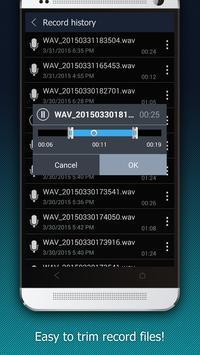 Sound Recorder screenshot 6