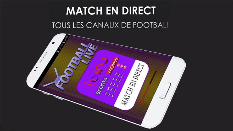 Match en direct for Android - APK Download