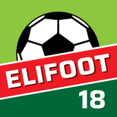 Elifoot 18 ícone