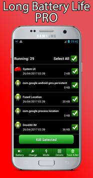 Long Battery Life PRO screenshot 2