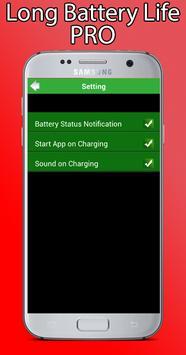 Long Battery Life PRO screenshot 5