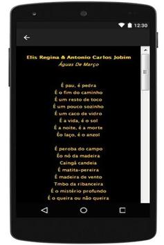 Elis Regina Lyrics apk screenshot