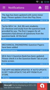 MU -Question Papers & Syllabus apk screenshot