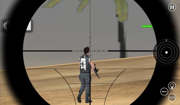 Elite Commando Sniper 3D apk screenshot