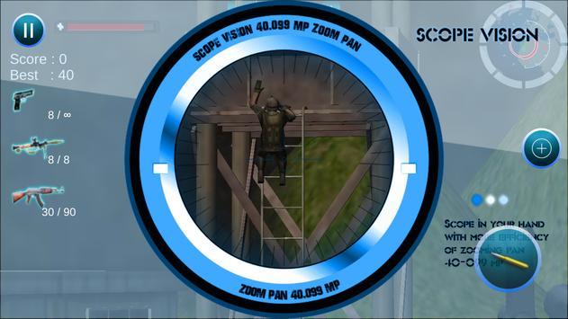 Ghost frontline battelfield 3D screenshot 4