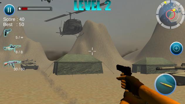 Ghost frontline battelfield 3D screenshot 11