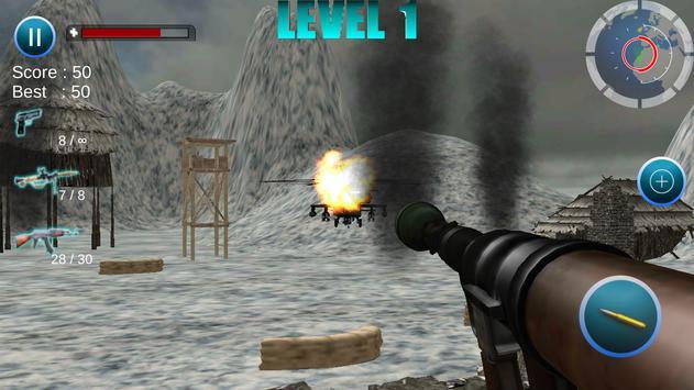 Ghost frontline battelfield 3D screenshot 13